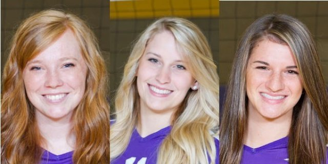 All-Conference: Calverley, Cox, Sodich