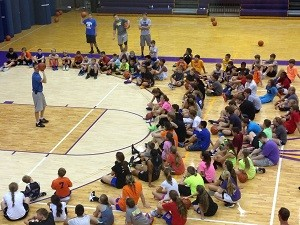 Over 170 attend SAGU sports camps this week