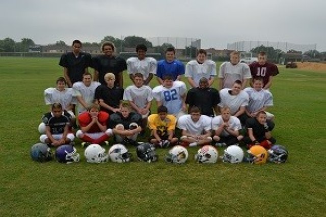 US Contact Football Camp
