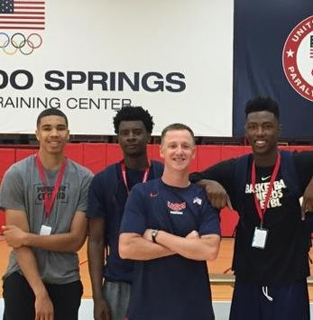 Bostwick wraps up week deciding 2015 USA Basketball Men's U19 World Championship Team