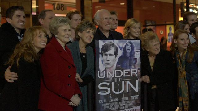 Under the Sun Premiere Night
