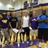 Record number of SAGU athletes arrive for training camp