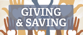 Christian University and College Giving and Saving