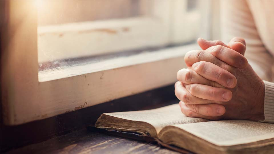 Dan Langston gives 5 tips for new Christians to understand reading the Bible.