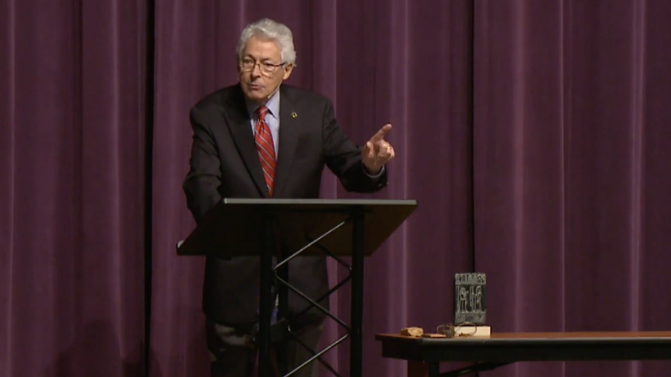 Christopher Gornold-Smith discusses the significance of covenant in the old testament and new testament.