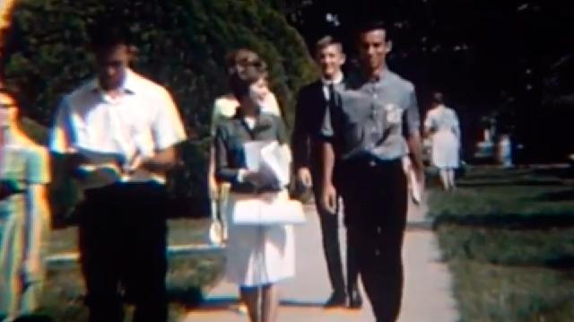 From the vault of university archives SAGU presents this promotional video from the 1950s